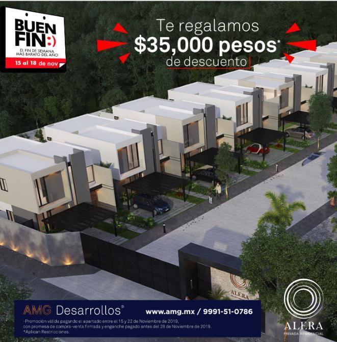 Foto Casa en Venta en  Pueblo Dzitya,  Mérida  Casa en Venta, Merida, Dzitya ¡Privacidad y confort a tu Alcance!