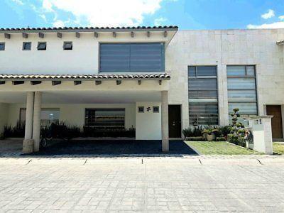 Foto Casa en condominio en Venta en  San Andrés Ocotlán,  Calimaya  CASA EN VENTA, VALLE DE LAS FUENTES, CALIMAYA
