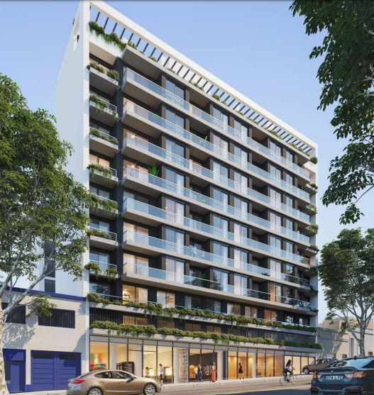 Foto Departamento en Venta en  Palermo ,  Montevideo  Unidad 407 Apartamentos 1 Dormitorio Venta. Soho Palermo