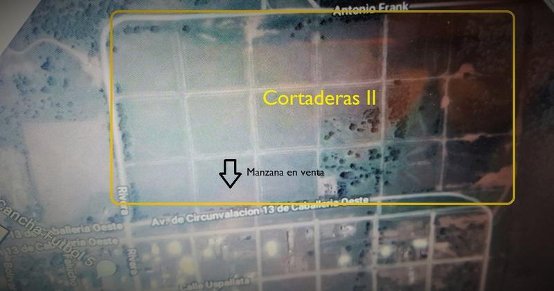 Foto Terreno en Venta en  Toay ,  La Pampa  13 de caballería Oeste