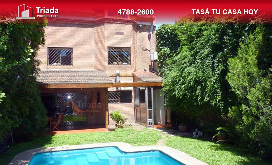 Foto Casa en Venta en  Villa Urquiza ,  Capital Federal  Lugones al 2300