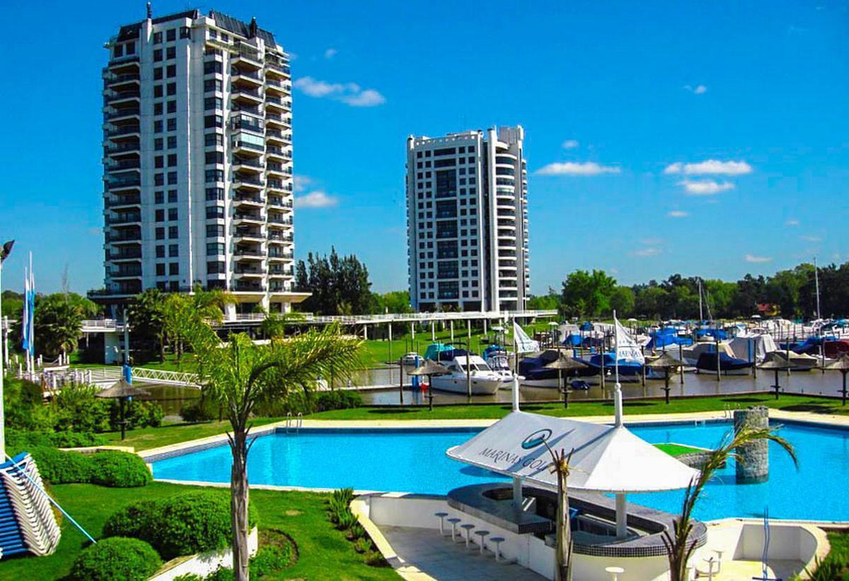 Foto Departamento en Venta en  Marinas Golf,  Countries/B.Cerrado (Tigre)  Venta depto de 4 amb. con la mejor vista en Marinas Golf Tigre