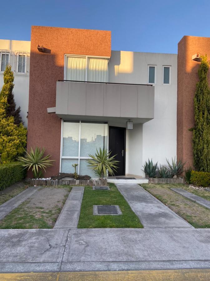 Foto Casa en condominio en Renta en  Toluca ,  Edo. de México  Fraccionamiento Paseo Arboledas