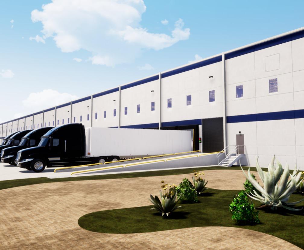 Foto Nave Industrial en Renta en  Ciénega de Flores ,  Nuevo León  Carretera Monterrey - Nuevo Laredo