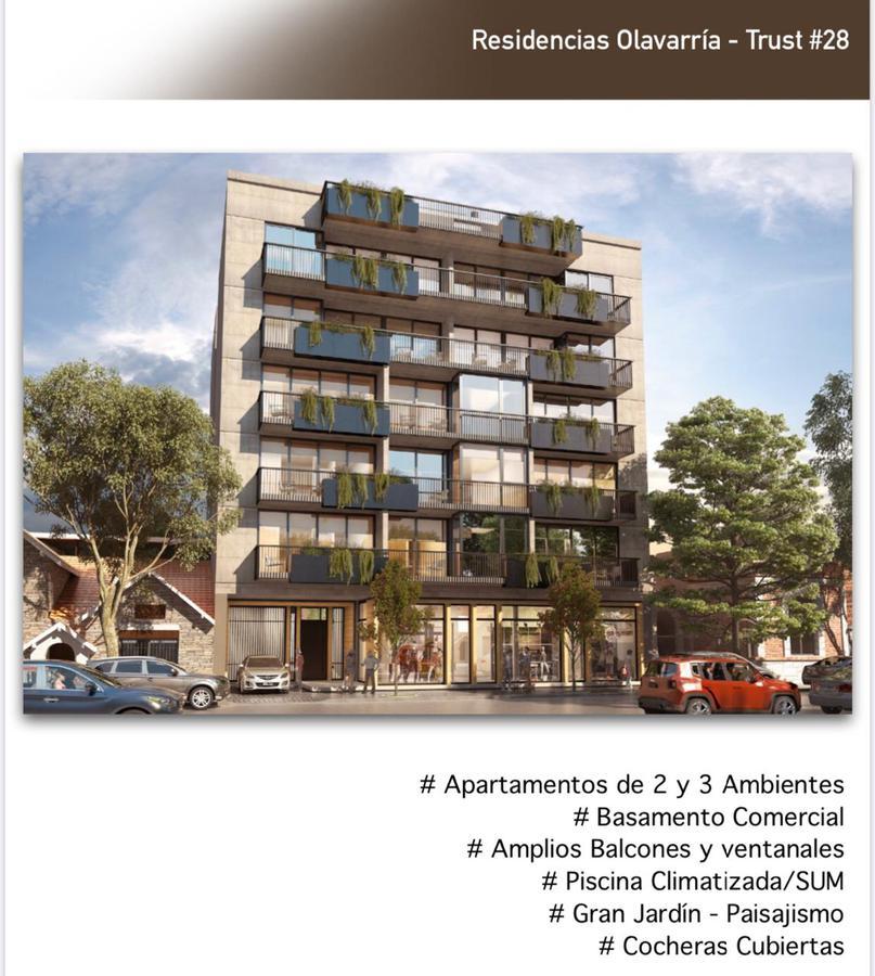 Foto Departamento en Venta en  Mar Del Plata ,  Costa Atlantica  Venta Emprendimiento Residencias Olavarria/ 2 y 3 ambientes
