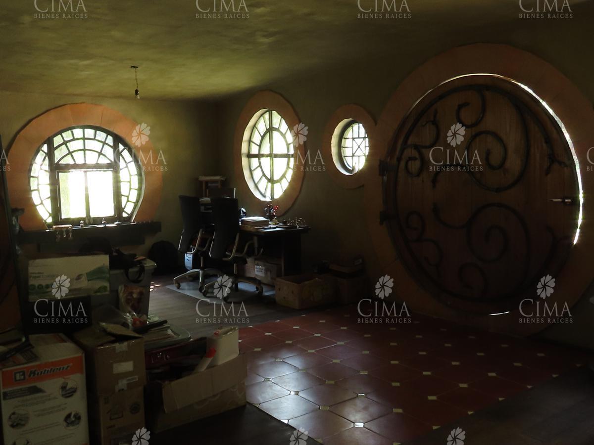 Foto Casa en Venta en  Fraccionamiento Real Monte Casino,  Huitzilac  VENTA CASA TIPO HOBBIT - V182