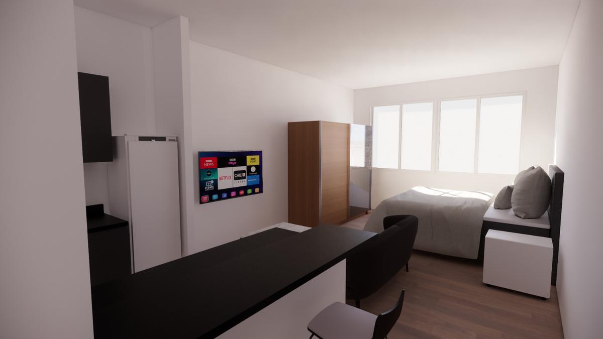 Foto Apartamento en Venta en  Centro (Montevideo),  Montevideo  ATENCIÓN INVERSIONISTAS