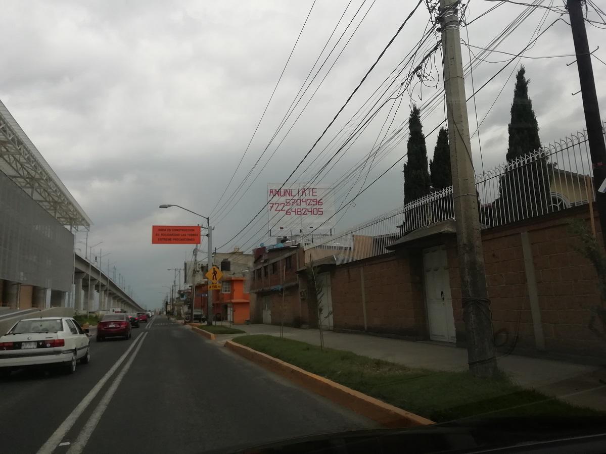 Foto Local en Renta en  Cultural,  Toluca   Anuncio Espectacular en renta Vialidad las Torres, Esquina Ensayo, Col. Cultural