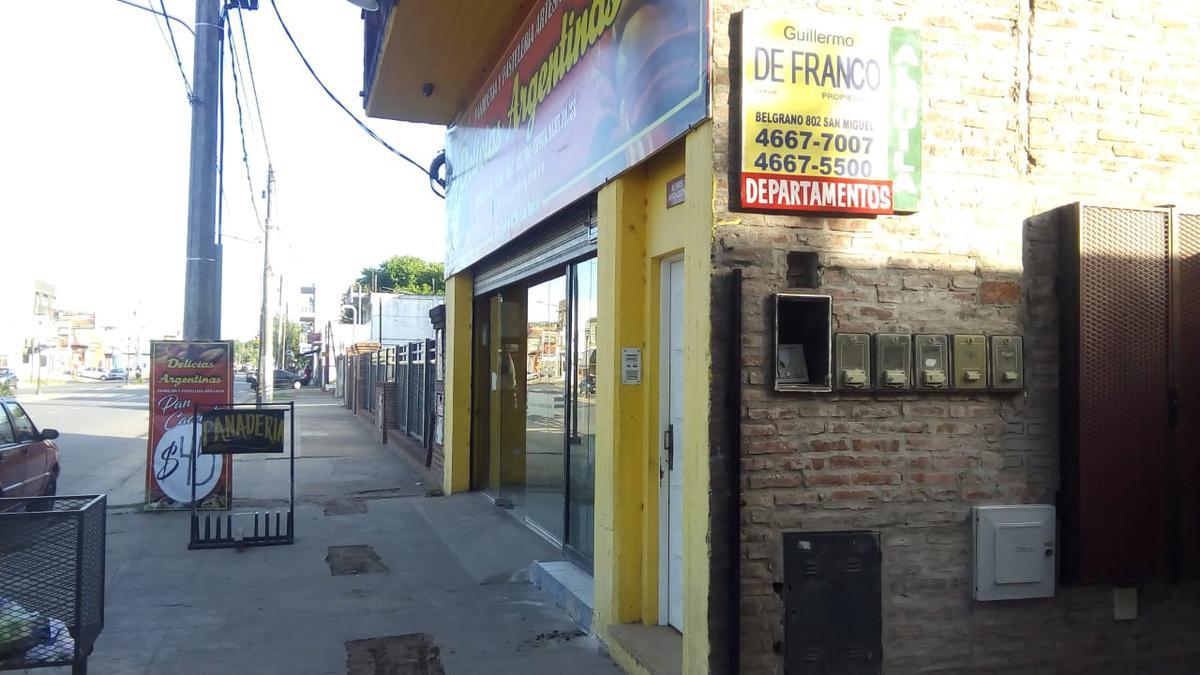 Foto Local en Alquiler en  San Miguel ,  G.B.A. Zona Norte  Perón 3275