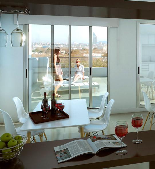 Foto Apartamento en Venta en  La Blanqueada ,  Montevideo  Bulevar Artigas esq. Garibaldi