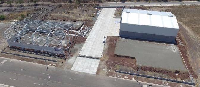 Foto Nave Industrial en Venta en  Ampliacion El Chorrito,  Valle de Santiago  Venta de nave en Parque Industrial Certificado,  Valle de Santiago