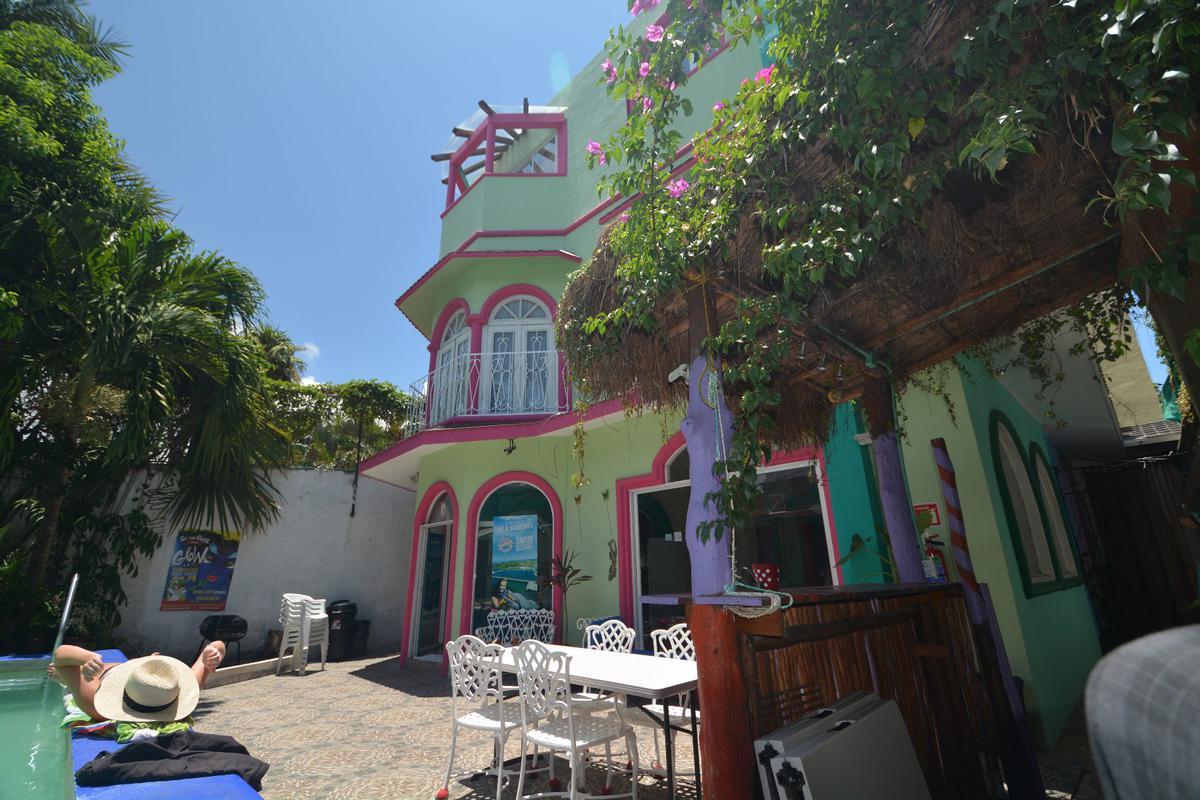 Foto Edificio Comercial en Venta en  Benito Juárez ,  Quintana Roo  Hostal en venta, Centro de Cancún