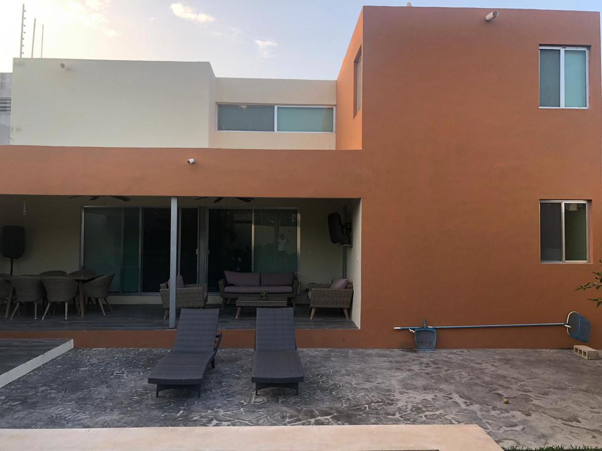 Foto Casa en Renta en  Pueblo Dzitya,  Mérida  Vendo o rento amplia casa al Norte dé Merida