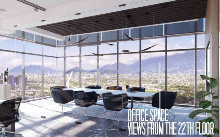 Foto Oficina en Venta en  Santa María,  Monterrey  Santa María