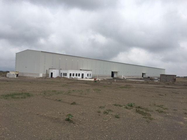 Foto Nave Industrial en Renta en  Exhacienda San José Atlanga,  Atlangatepec  RENTA DE NAVE CLASE A,5800 M2 PARQUE INDUSTRIAL, CIX III