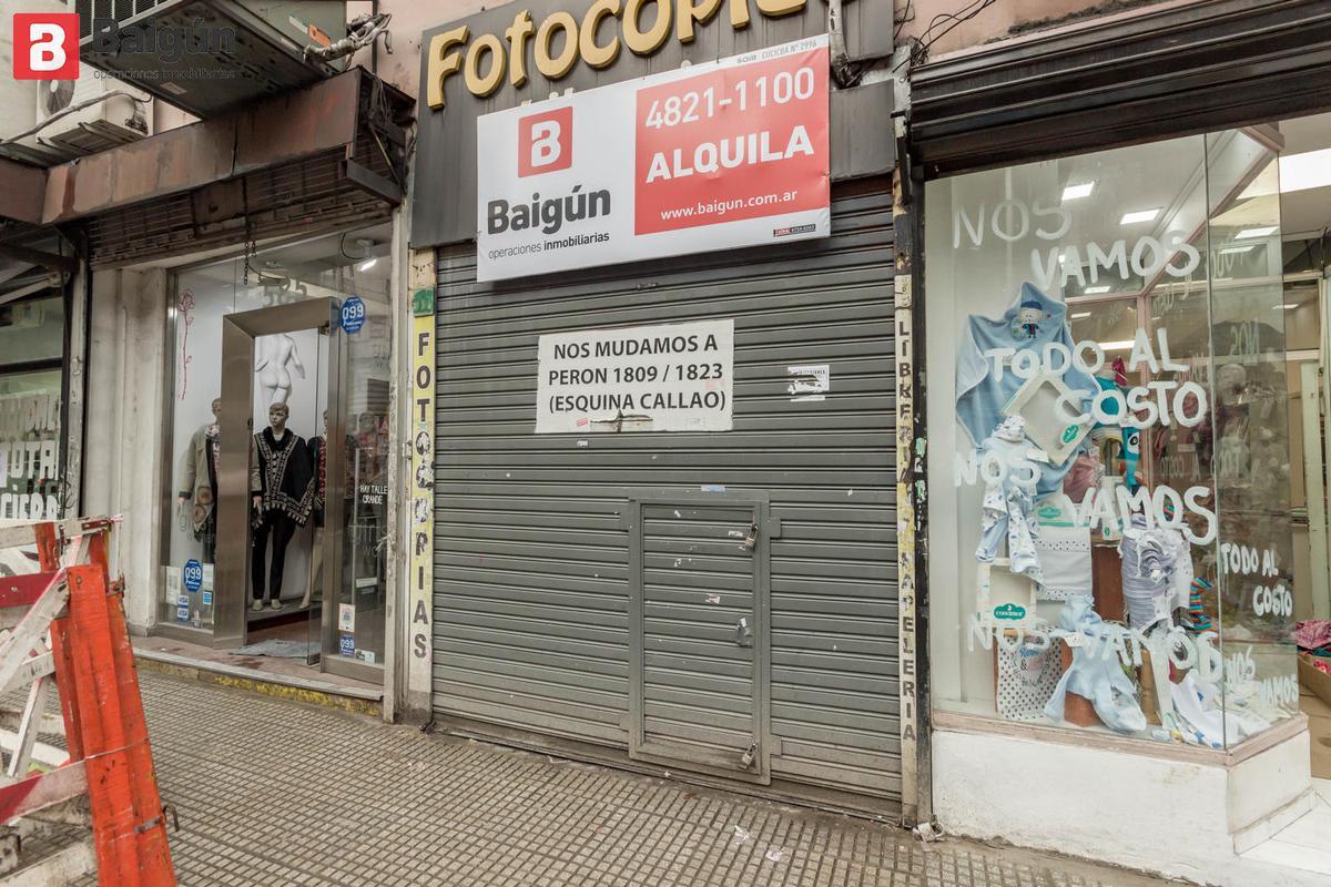 Foto Local en Venta en  San Nicolas,  Centro  Av. Callao y Tucumán