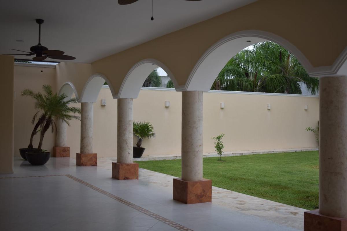 Foto Casa en Venta en  Fraccionamiento Montebello,  Mérida  Exclusiva residencia en Montebello