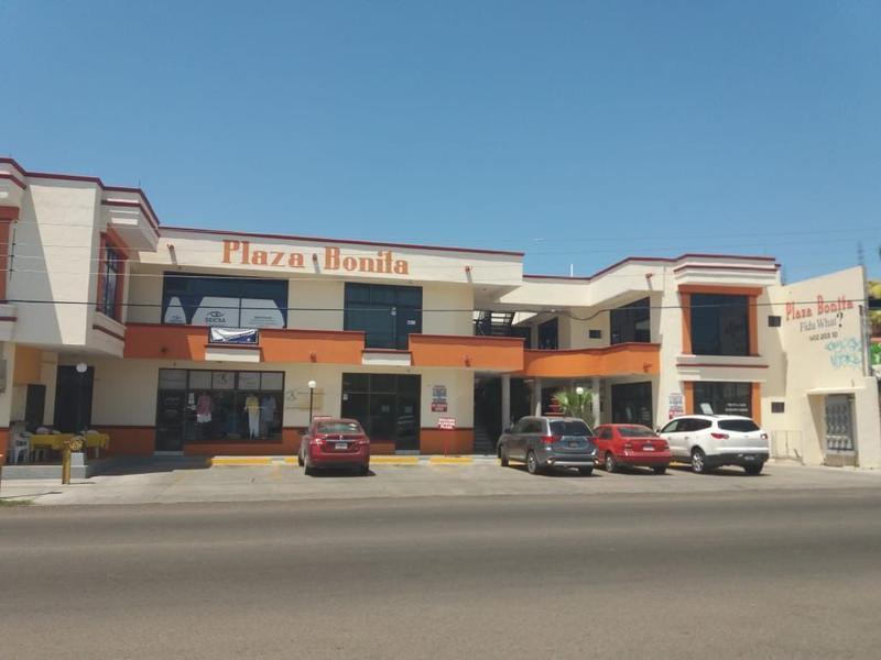 Foto Local en Renta en  Zona Central,  La Paz  ALLENDE ESQUINA GMO. PRIETO, COLONIA CENTRO.