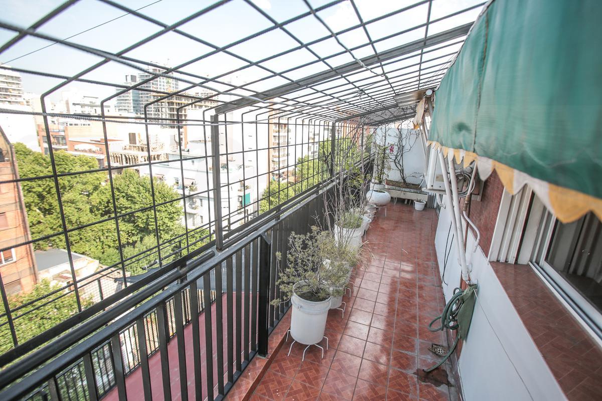 Foto Departamento en Venta en  Flores ,  Capital Federal  Av. Carabobo 87 10° A