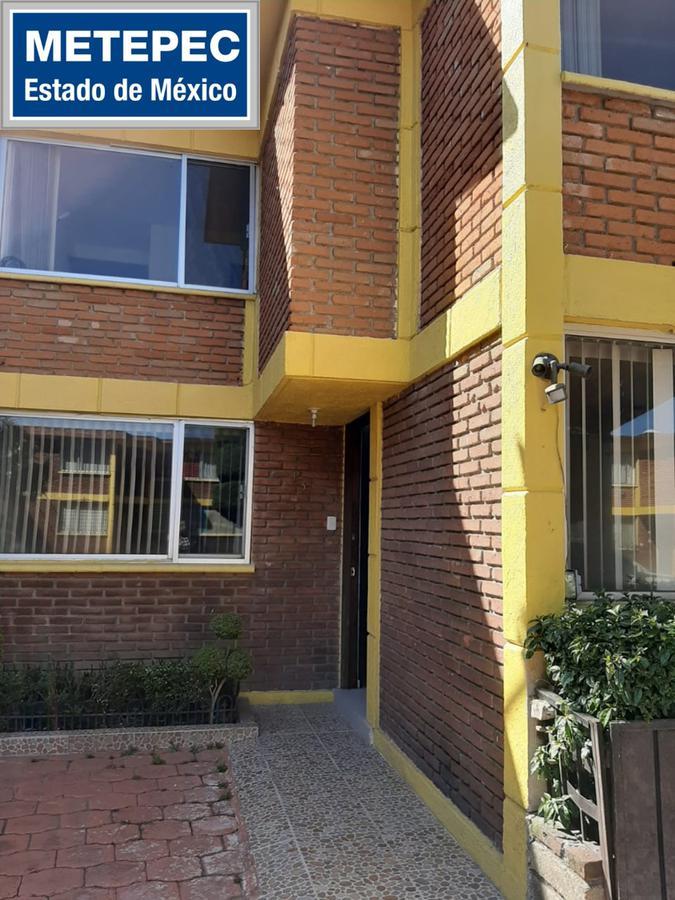 Foto Casa en condominio en Venta en  Metepec ,  Edo. de México  Casa en VENTA Villas de San Agustin, Metepec, Estado de México