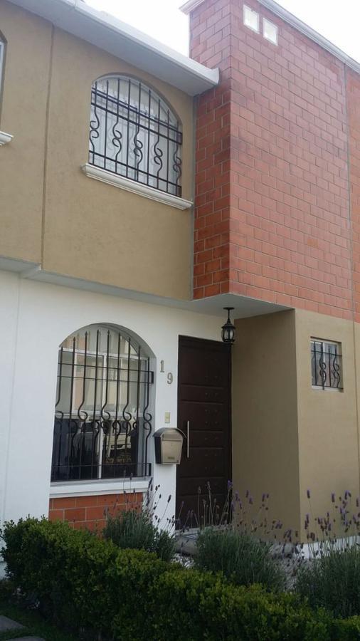 Foto Casa en condominio en Venta en  Lerma ,  Edo. de México  HERMOSA CASA EN  VENTA EN El PORVENIR segunda sección
