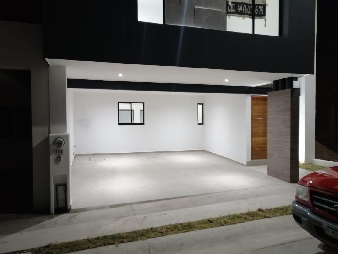 Foto Casa en Venta en  Horizontes,  San Luis Potosí  FUERTE VENTURA