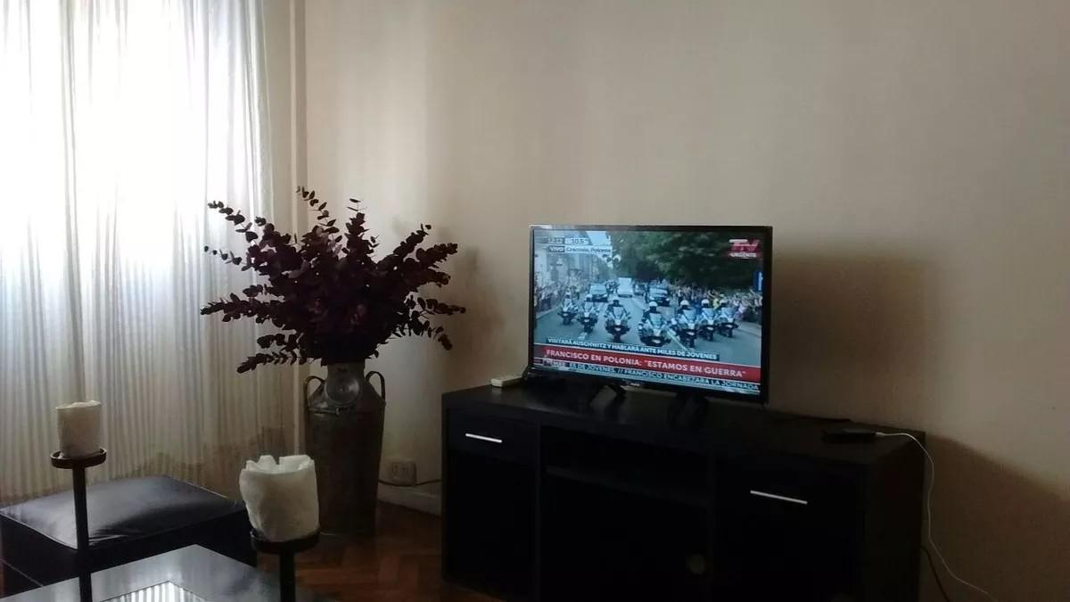 Foto Departamento en Alquiler temporario en  Recoleta ,  Capital Federal  VICENTE LÓPEZ 2200 4°