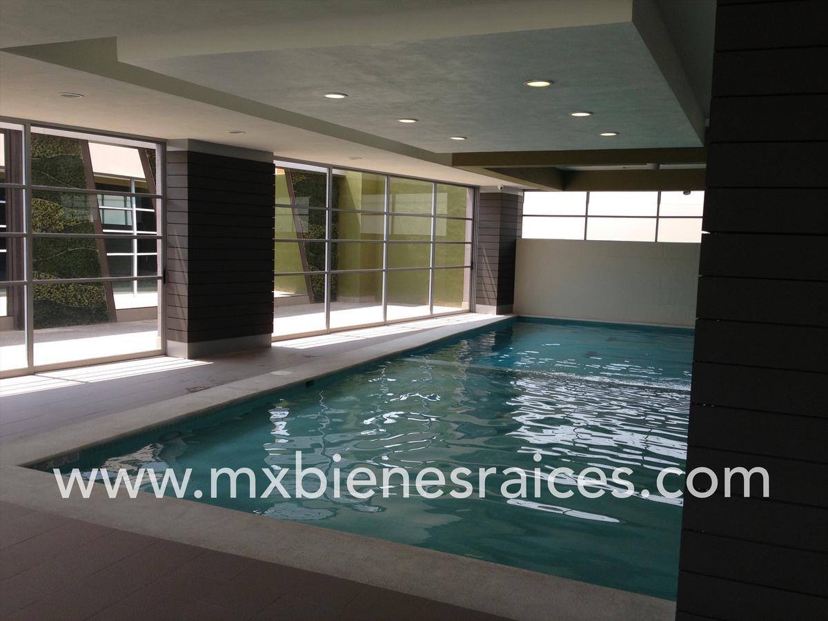 Foto Departamento en Renta en  Ampliación Granada,  Miguel Hidalgo   Moderno departamento en  Gran Park nuevo polanco
