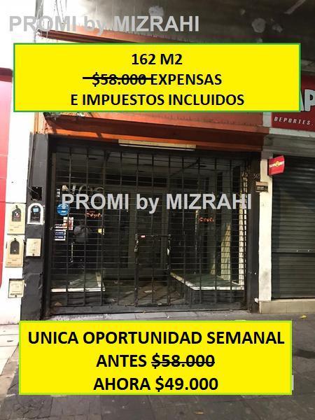 Foto Local en Alquiler |  en  Villa Crespo ,  Capital Federal  Av. Scalabrini Ortiz al 300
