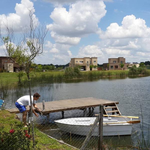 Foto Terreno en Venta en  El Canton,  Countries/B.Cerrado  Barrio Golf al 100