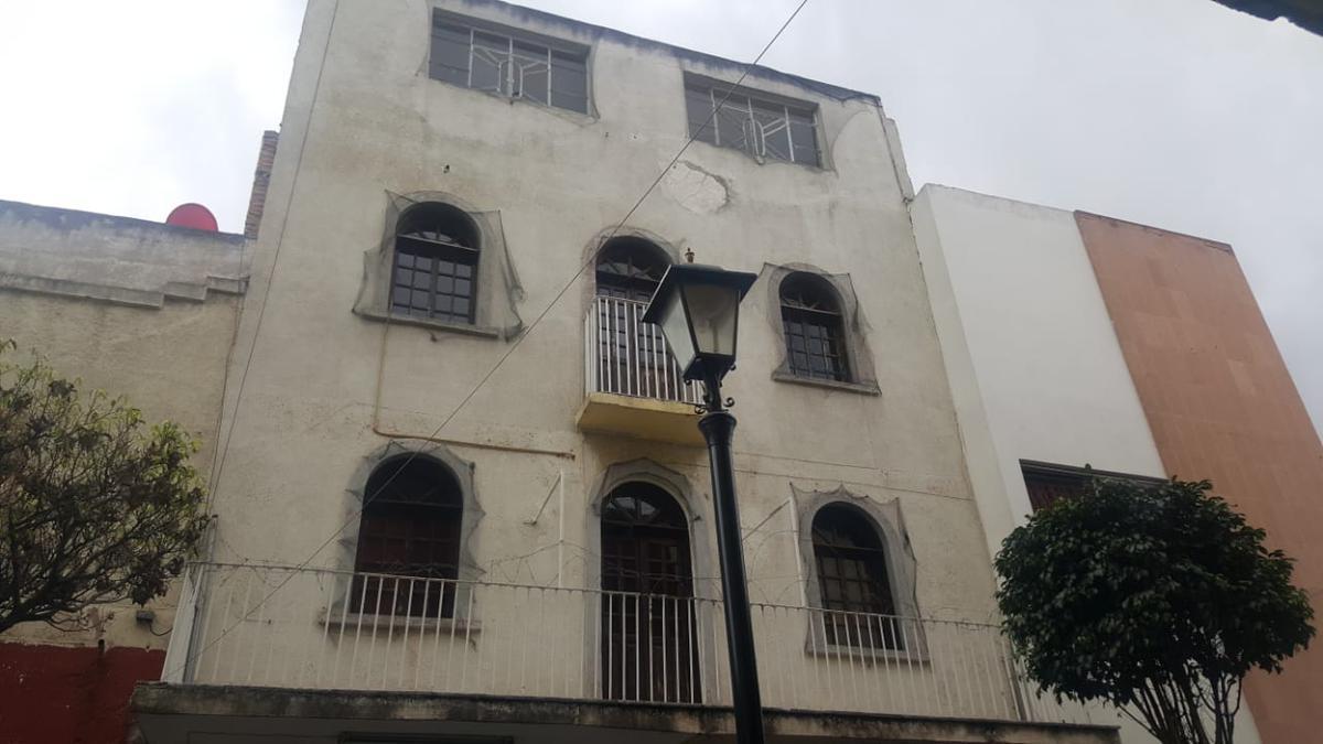 Foto Casa en Venta en  Centro Sct San Luis Potosí,  San Luis Potosí  CASA EN VENTA EN CENTRO HISTORICO DE SAN LUIS POTOSI