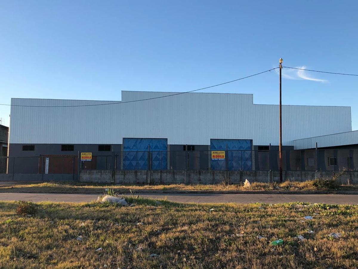 Foto Galpón en Alquiler en  Barrio Industrial,  Rosario  Barrio Industrial
