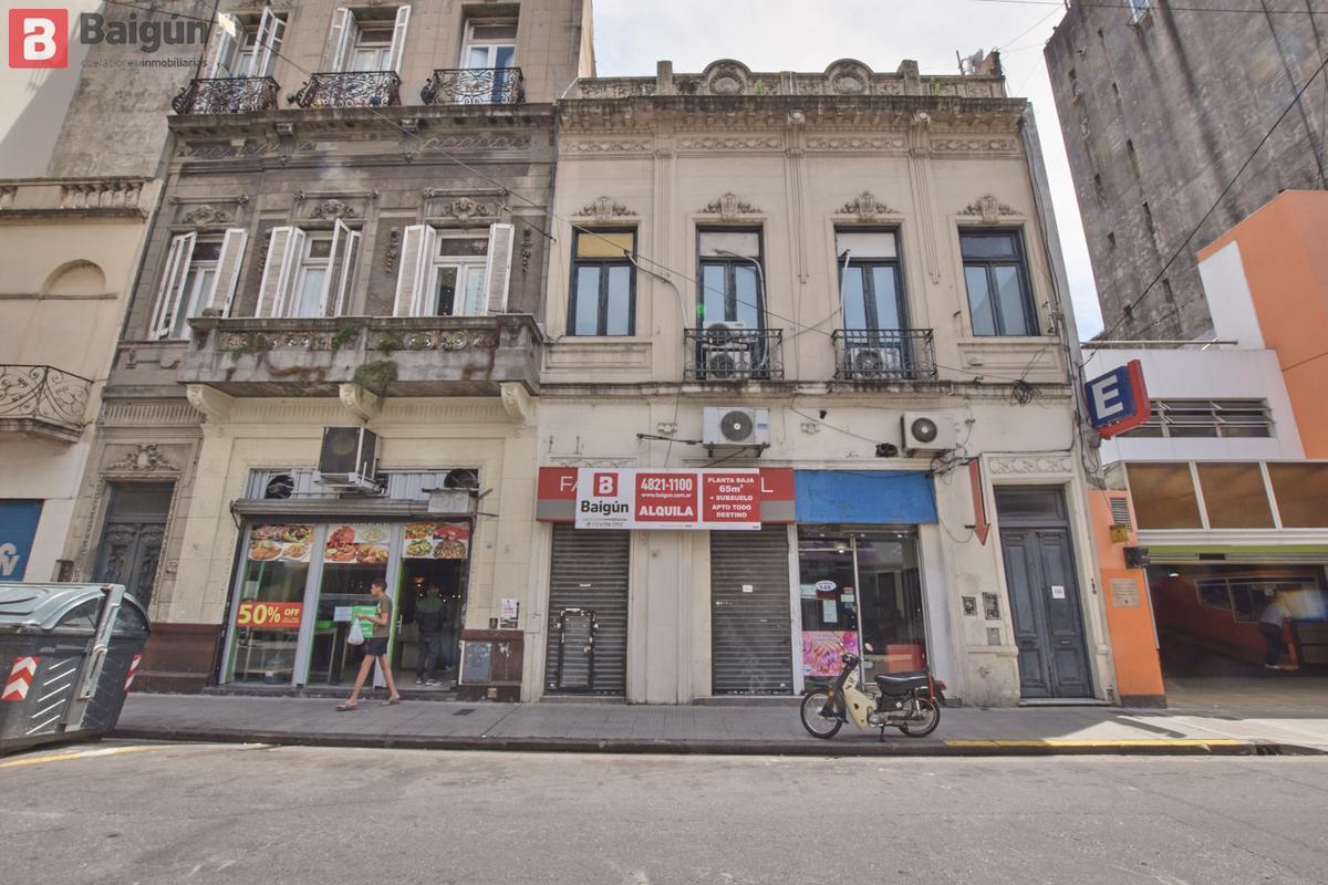 Foto Local en Alquiler en  Microcentro,  Centro (Capital Federal)  Uruguay al 100