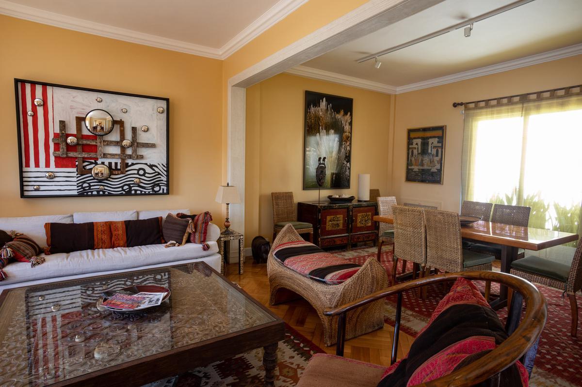 Foto Departamento en Alquiler en  Recoleta ,  Capital Federal  Alvear al 1600