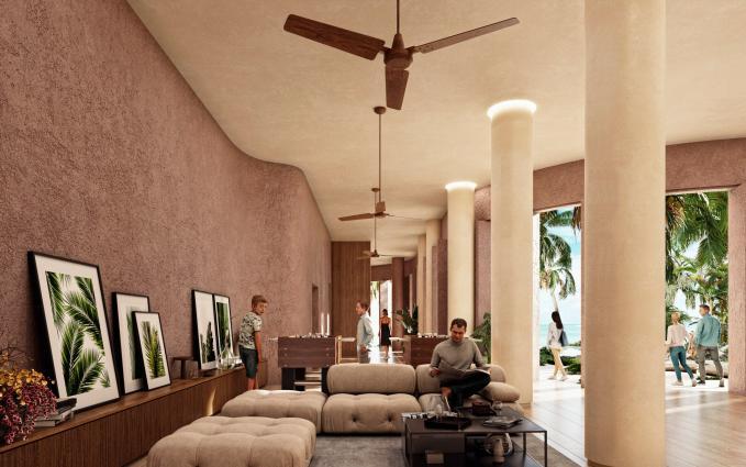 Foto Departamento en Venta en  Pueblo Chicxulub,  Chicxulub Pueblo  Venta Departamentos Temporada - Chicxulub Yucatán