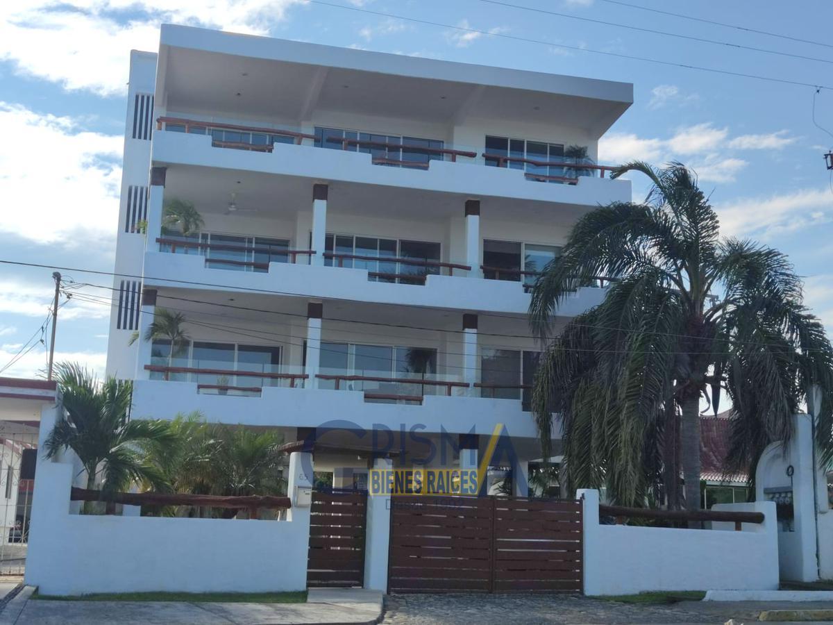 Foto Departamento en Renta en  Jardines de Tuxpan,  Tuxpan  DEPARTAMENTO AMUEBLADO Y EQUIPADO EN ZONA RESIDENCIAL  CON ESPECTACULAR VISTA DEL RÍO.