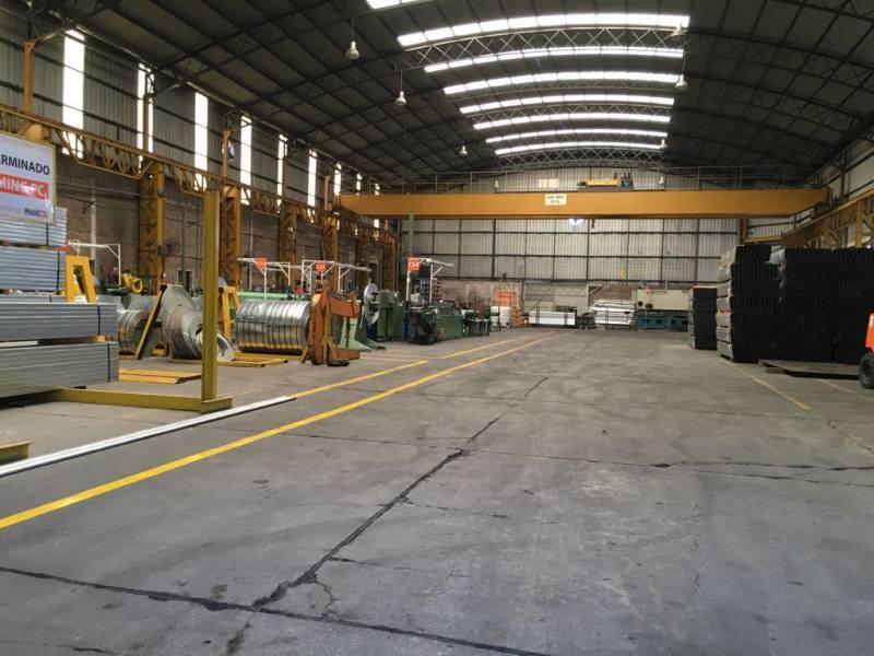 Foto Depósito en Alquiler en  Garin-Centro,  Garin  Luis Salvo al 4200