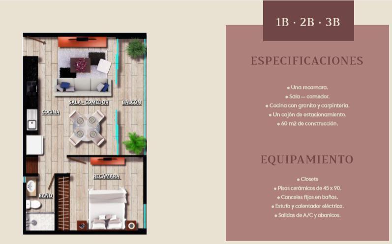 Foto Departamento en Venta en  Montes de Ame,  Mérida  Departamentos en venta, Montes de Amé, diseño vanguardista