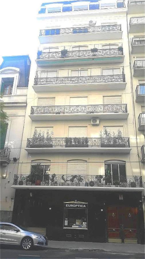 Foto Departamento en Alquiler en  Recoleta ,  Capital Federal  Callao al 1500