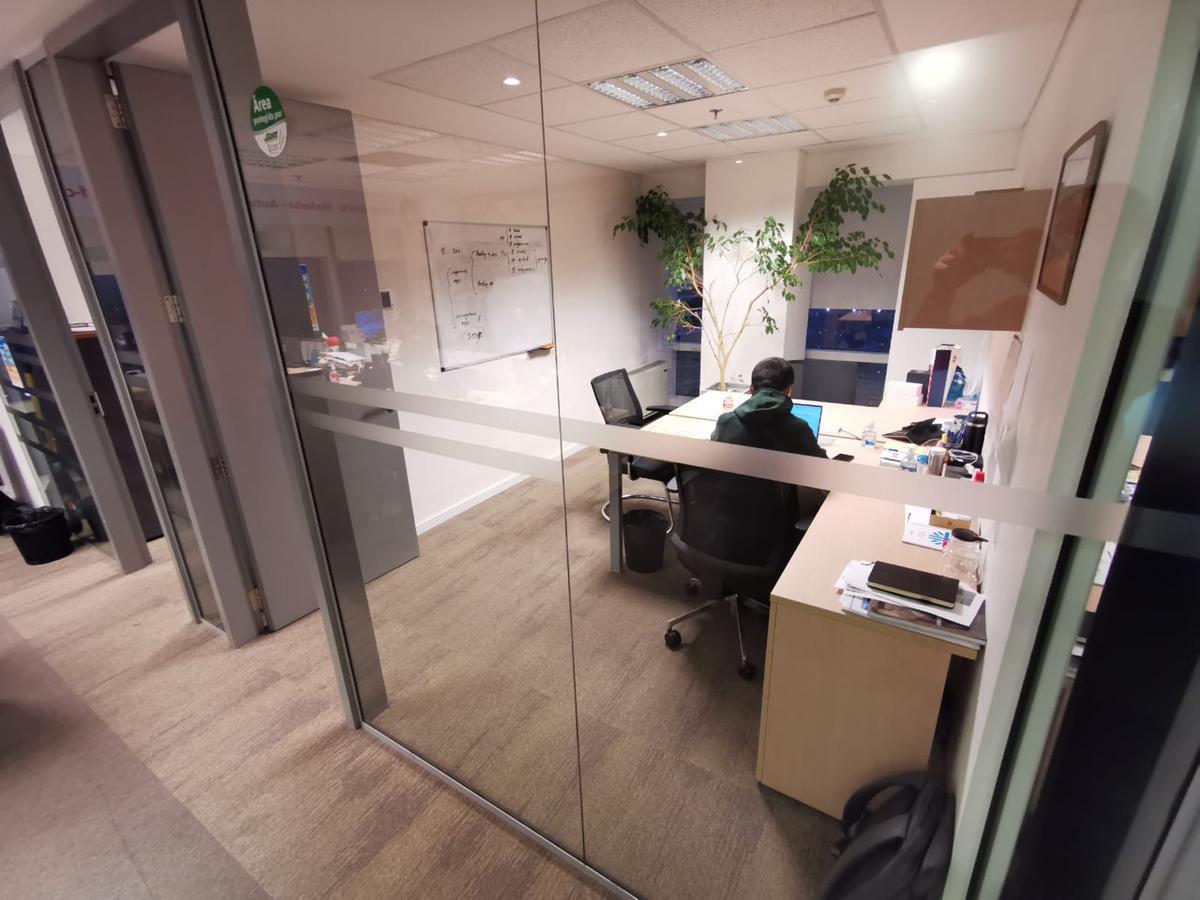 Foto Oficina en Alquiler en  Pocitos Nuevo ,  Montevideo  WTC Torre 4