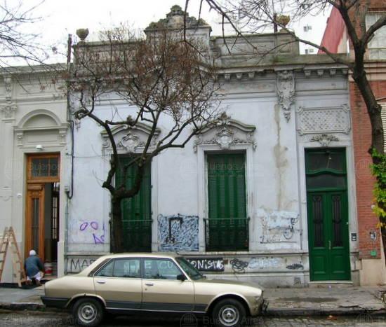 Foto Terreno en Venta en  Palermo ,  Capital Federal  Araoz al 1400