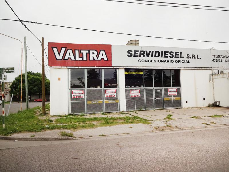 Foto Galpón en Venta en  General Pico,  Maraco  9 esq. 122