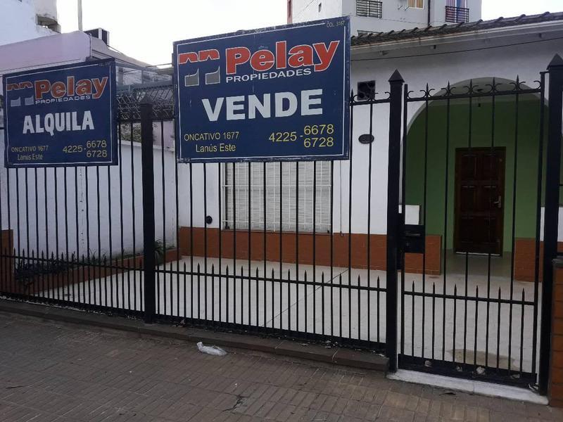 Foto Casa en Venta en  Lanús Este,  Lanús  LOPEZ Y PLANES   1000