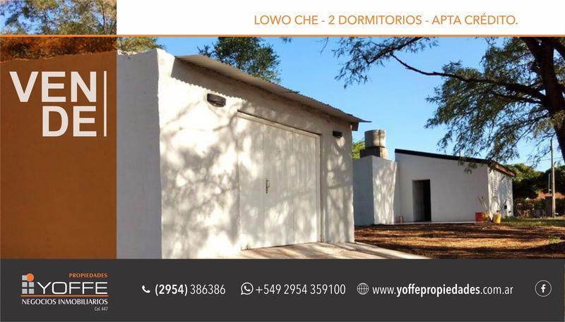 Foto Quinta en Venta en  Lowo Ché,  Toay  Tordo al al 900