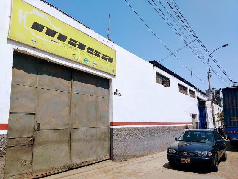 Foto Local en Alquiler en  La Victoria,  Lima  JIRON FRANCIA LA VICTORIA
