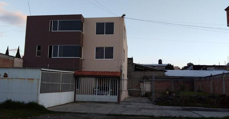 Foto Casa en Venta en  Los Angeles,  Toluca  EDIFICIO EN VENTA. COLONIA LOS ANGELES