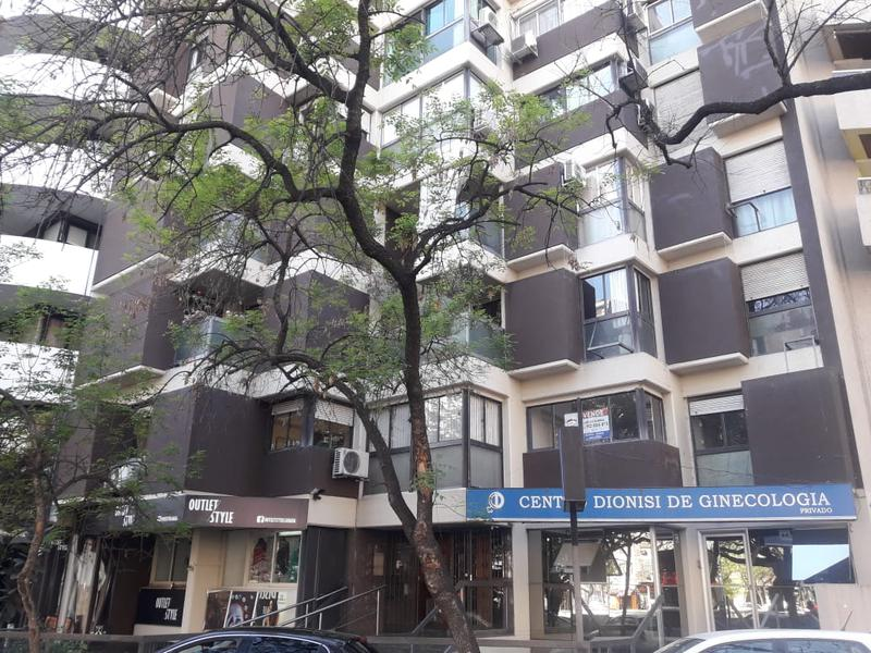 Foto Departamento en Alquiler en  Centro,  Cordoba  Centro - Un dormitorio con patio