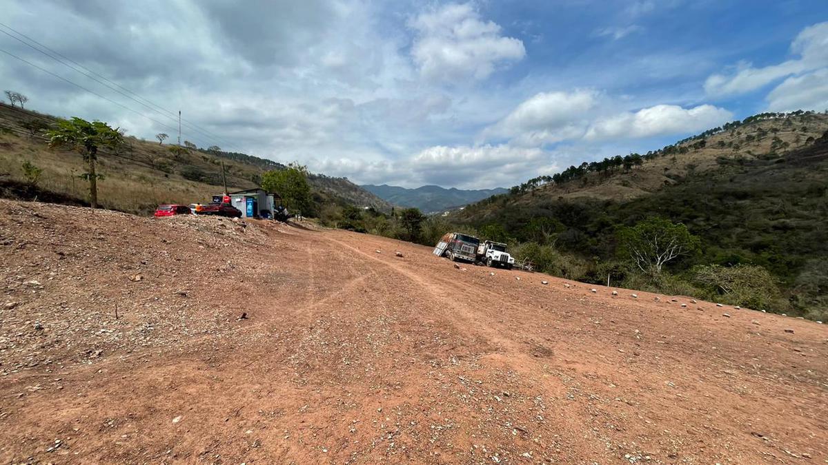 Foto Terreno en Venta en  El Sitio,  Tegucigalpa  Terreno ideal para desarrollo Residencial,  Colonia el Sitio,  km3 salida a Santa Lucia