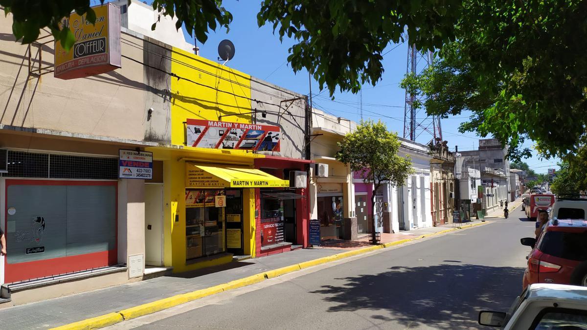Foto Casa en Venta en  Concordia,  Concordia  San Luis N°668/670/672/674