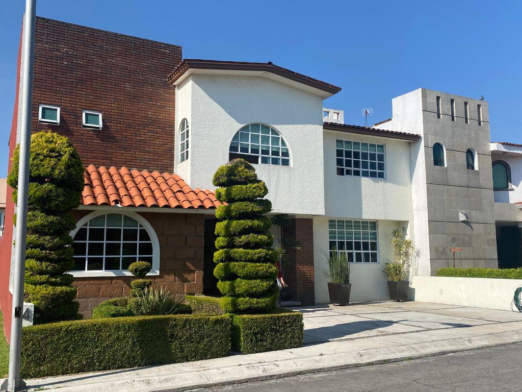 Foto Casa en Venta en  San Salvador Tizatlalli,  Metepec  CASA EN SAN SALVADOR